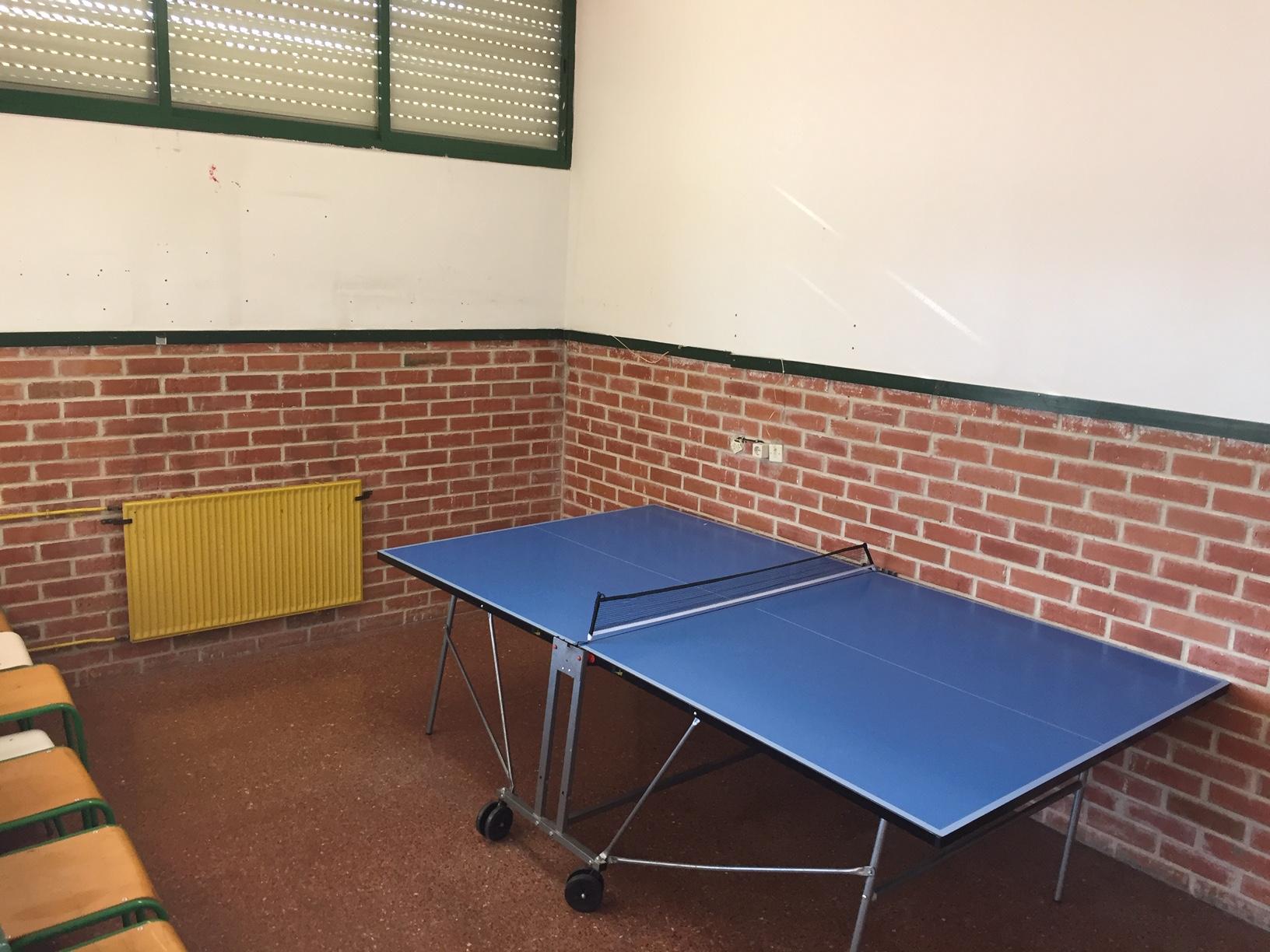 Sal de Ping Pong